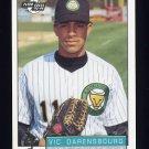 1993-94 Excel Baseball #190 Vic Darensbourg - Kane County Cougars