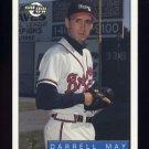 1993-94 Excel Baseball #158 Darrell May - Macon Braves