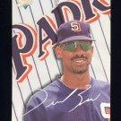 1993 Studio Baseball #018 Derek Bell - San Diego Padres