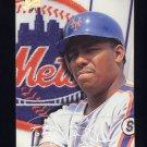 1993 Studio Baseball #016 Bobby Bonilla - New York Mets