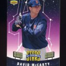 1993 Upper Deck Fun Pack Baseball #005 David McCarty - Minnesota Twins