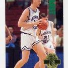 1993 Classic Four Sport Basketball #066 Gary Trost
