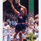 1993 Classic Four Sport Basketball #060 Ed Stokes