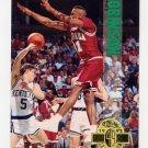 1993 Classic Four Sport Basketball #056 James Robinson