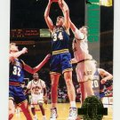 1993 Classic Four Sport Basketball #043 Rich Manning
