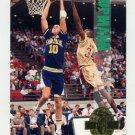 1993 Classic Four Sport Basketball #038 Sascha Hupmann