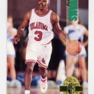 1993 Classic Four Sport Basketball #029 Terry Evans