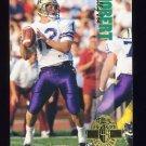 1993 Classic Four Sport Football #183 Billy Joe Hobert