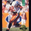 1993 Classic Four Sport Football #117 Terry Kirby