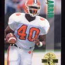 1993 Classic Four Sport Football #113 Rudy Harris