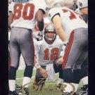 1998 Fleer Tradition Football #132 Trent Dilfer - Tampa Bay Buccaneers
