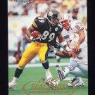 1998 Fleer Tradition Football #126 Will Blackwell - Pittsburgh Steelers