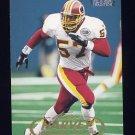 1998 Fleer Tradition Football #120 Ken Harvey - Washington Redskins