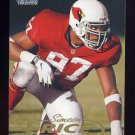1998 Fleer Tradition Football #104 Simeon Rice - Arizona Cardinals
