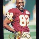1998 Fleer Tradition Football #096 Michael Westbrook - Washington Redskins
