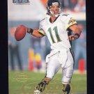 1998 Fleer Tradition Football #074 Rob Johnson - Buffalo Bills