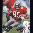 1998 Fleer Tradition Football #057 Reidel Anthony - Tampa Bay Buccaneers