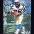 1998 Black Diamond Rookies Football #013 Fred Lane - Carolina Panthers