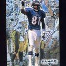 1998 Black Diamond Rookies Football #009 Michael Jackson - Baltimore Ravens