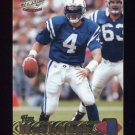1997 Pacific Philadelphia Gold #079 Jim Harbaugh - Indianapolis Colts