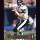 1997 Pacific Philadelphia Gold #019 Eric Zeier - Baltimore Ravens
