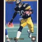1997 Pacific Philadelphia Football #258 Erric Pegram - Pittsburgh Steelers