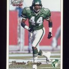1997 Pacific Philadelphia Football #230 Lonnie Young - Philadelphia Eagles