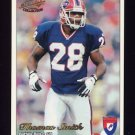 1997 Pacific Philadelphia Football #042 Thomas Smith - Buffalo Bills