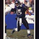 1997 Pacific Philadelphia Football #030 DeRon Jenkins - Baltimore Ravens