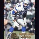 1997 Pacific Football #388 Winston Moss - Seattle Seahawks