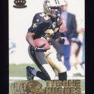 1997 Pacific Football #258 Tyrone Hughes - New Orleans Saints