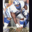 1997 Pacific Football #128 Kevin Glover - Detroit Lions