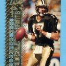1996 Topps Laser Football #096 Jim Everett - New Orleans Saints