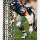 1996 Topps Laser Football #002 Alonzo Spellman - Chicago Bears