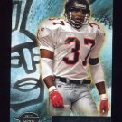 1996 Topps Gilt Edge Football #24 Elbert Shelley - Atlanta Falcons