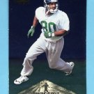 1996 Pinnacle Foil #110 Irving Fryar - Philadelphia Eagles