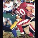1996 Pacific Football #379 Derek Loville - San Francisco 49ers