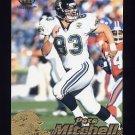 1996 Pacific Football #209 Pete Mitchell - Jacksonville Jaguars