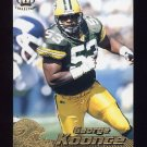 1996 Pacific Football #160 George Koonce - Green Bay Packers