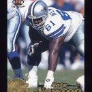 1996 Pacific Football #116 Nate Newton - Dallas Cowboys