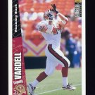 1996 Collector's Choice Update Football #U101 Tommy Vardell - San Francisco 49ers