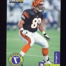 1996 Collector's Choice Update Football #U036 Marco Battaglia RC - Cincinnati Bengals