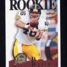 1995 Summit Football #171 Mark Bruener RC - Pittsburgh Steelers