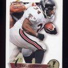 1995 Summit Football #003 Craig Heyward - Atlanta Falcons