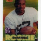 1995 Sportflix Football #136 Lee DeRamus RC