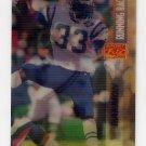 1995 Sportflix Football #116 Ronnie Harmon - San Diego Chargers