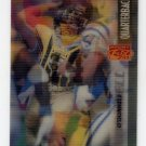 1995 Sportflix Football #091 Neil O'Donnell - Pittsburgh Steelers