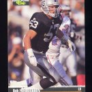 1995 Pro Line Football #302 Rob Fredrickson - Oakland Raiders