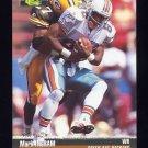 1995 Pro Line Football #237 Mark Ingram - Green Bay Packers