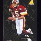1995 Pinnacle Club Collection Football #250 Heath Shuler - Washington Redskins